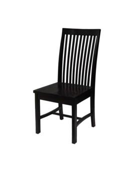 Tiffany Chocolate Side Chair