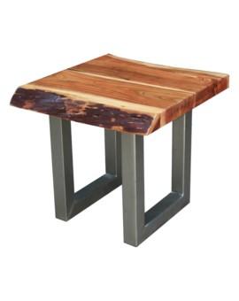 Freeform End Table
