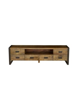 Contempo TV Unit 6 Dwr.