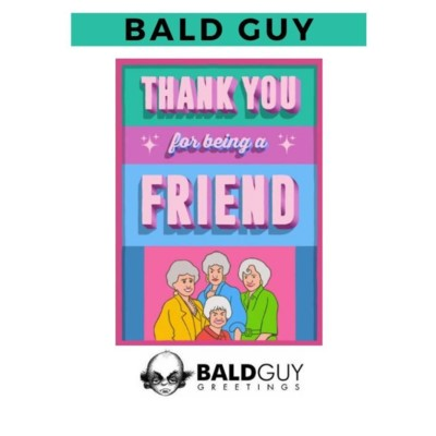 Bald Guy Greetings