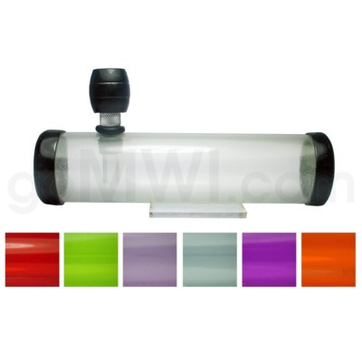 Acrylic Pipe  steamroller 1.5