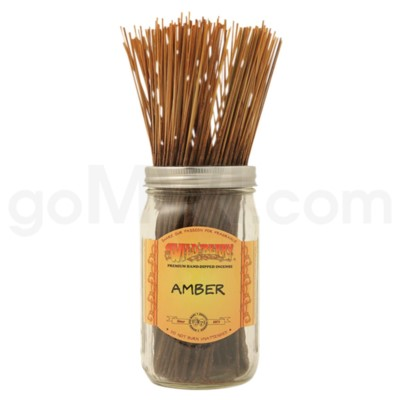 Wildberry Incense Amber 100/ct