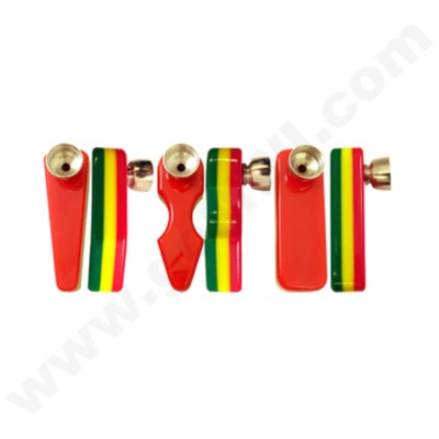 DISC Acrylic Metal Pipe 3