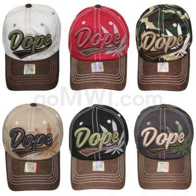 Vintage Lux Dope Hat Strapback 12ct (Sold by DZ only)