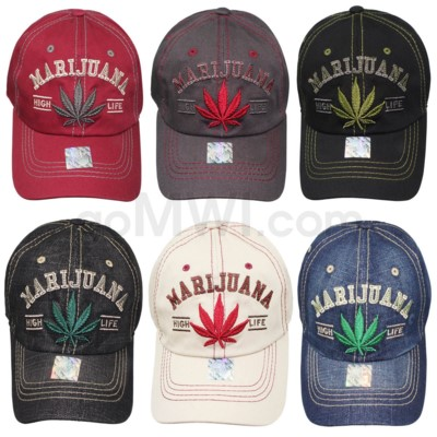 Vintage Lux MJ High Life Hat Strapback 12ct (Sold by DZ only)
