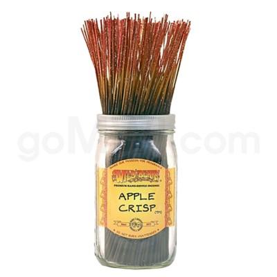 Wildberry Incense Apple Crisp 100/ct