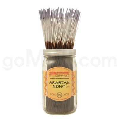 Wildberry Incense Arabian Night 100/ct
