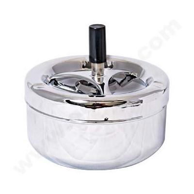 DISC Ashtray  Round spinning 5