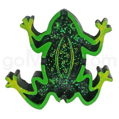 Ashtray Polystone Frog 48/cs