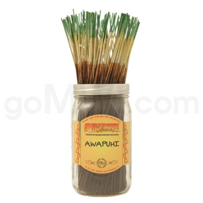 Wildberry Incense Awapuhi 100/ct