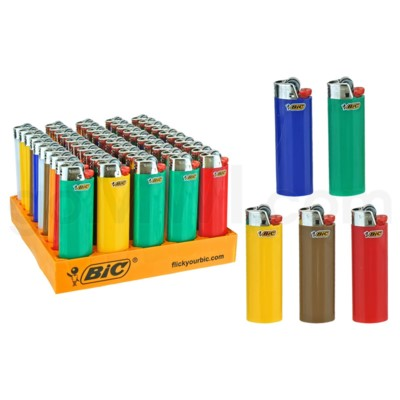 BIC Disposable Regular Lighter 50CT/BX