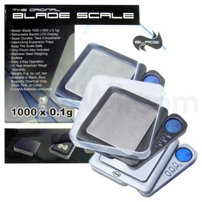 AWS BLADE -1KG 1000g x 0.1g Blade Scales
