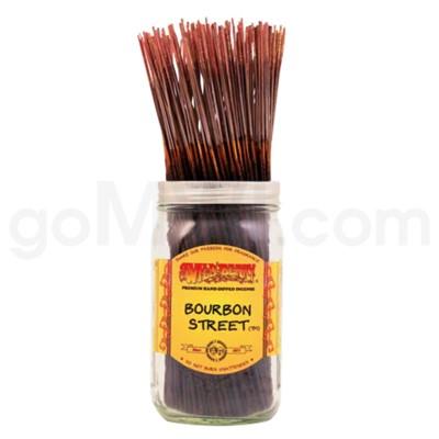 DISC Wildberry Incense Bourbon Street 100/ct