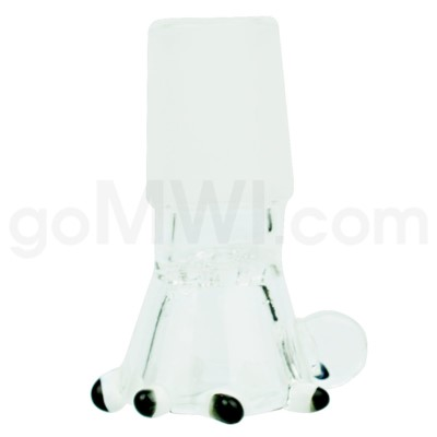 GoG 19mm Bowl Built in Screen w/White/Black Marbles