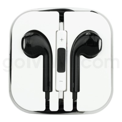 Cell Accessories Black Ear buds