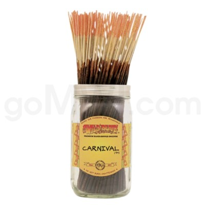 Wildberry Incense Carnival 100/ct