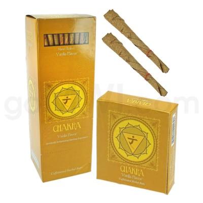 Chakra Herbal Bidis Vanilla 10ct