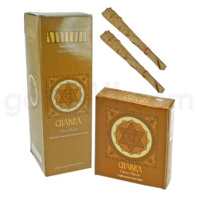 Chakra Herbal Bidis Clove 10ct