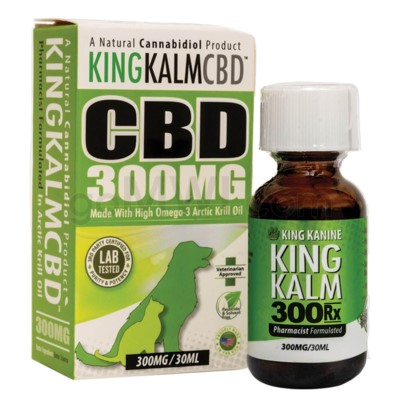 Green Roads CBD King Kalm Pets 300mg 30ml