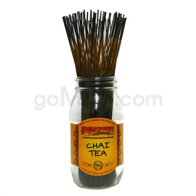Wildberry Incense Chai Tea 100/ct
