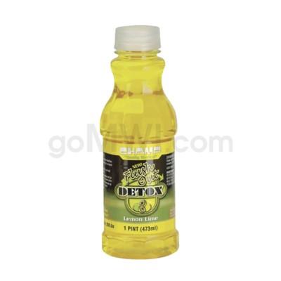 Champ Flushout Lemon Lime 16oz 12/BX