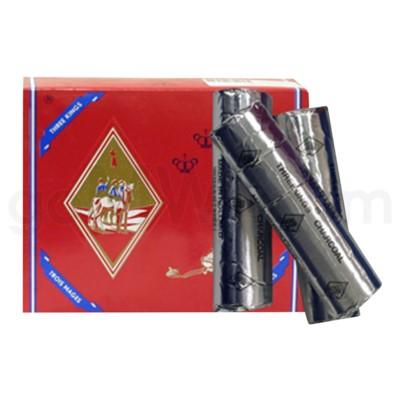 3 Kings Charcoal 10/10pk 33mm
