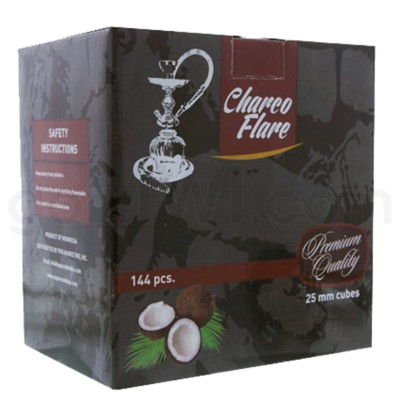 Charco Flare Coconut 1