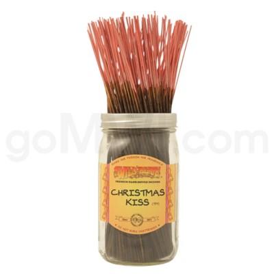 Wildberry Incense Christmas Kiss 100/ct