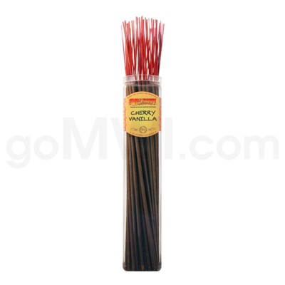 Wildberry Incense Cherry Vanilla Biggies 50/ct
