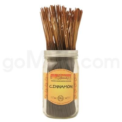 Wildberry Incense Cinnamon 100/ct