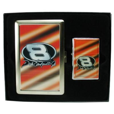 DISC Oil Lighter & 100mm Cig Case Dale Earnhardt Jr.