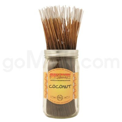 Wildberry Incense Coconut 100/ct