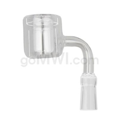 Quartz: 10mm Thermal Domeless Female Joint