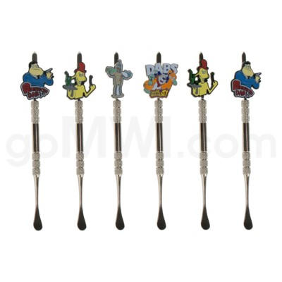 Character Toke Dabbers-Assorted