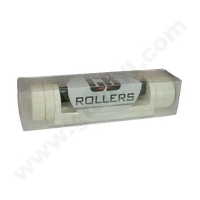 DISC CB Rollers 6'' - White
