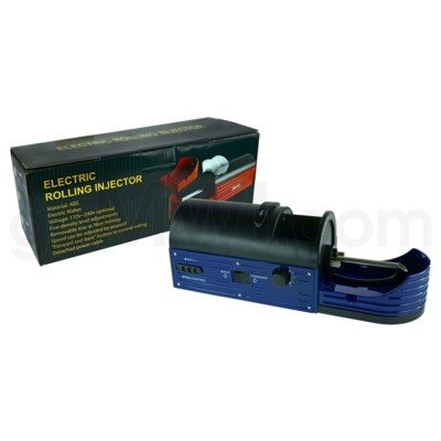 Cigarette Injector Ematic Blue/Black