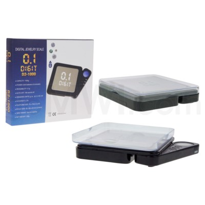 DISC Digit D2-1000 1000g x 0.1g Scales