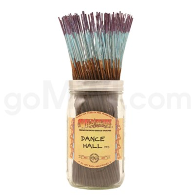 Wildberry Incense Dancehall 100/ct