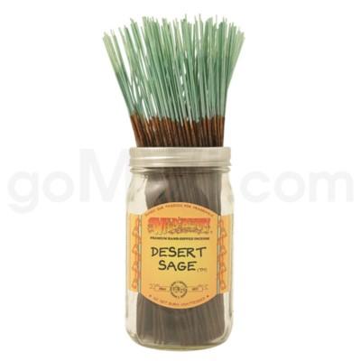 Wildberry Incense Desert Sage 100/ct