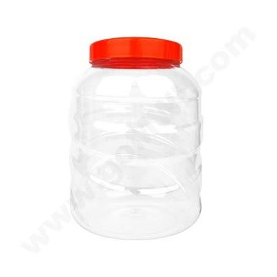Plastic Display Jar 5000ml