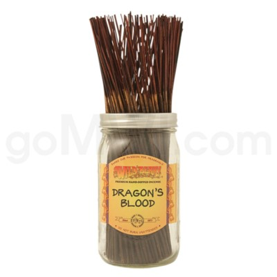 Wildberry Incense Dragon's Blood 100/ct