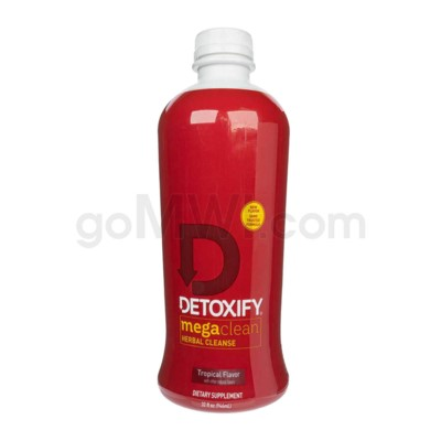 Detoxify Mega Clean Tropical 32oz