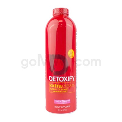Detoxify XXtra Clean Tropical Fruit 20oz