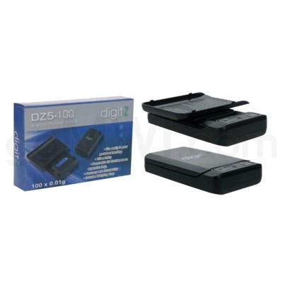Digitz DZ5-100 100g x 0.1g Scales