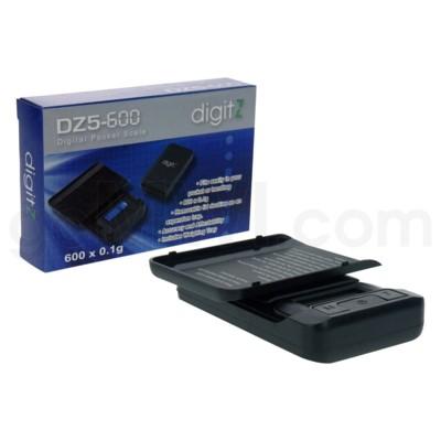 Digitz DZ5-600 600g x 0.1g Scales
