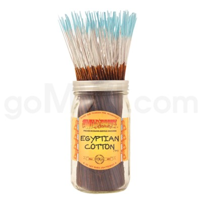 Wildberry Incense Egyptian Cotton 100/ct