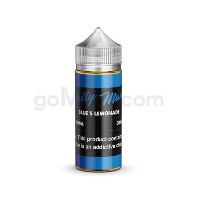 Salty Man E-Juice 100ml 3mg - Blue's Lemonade