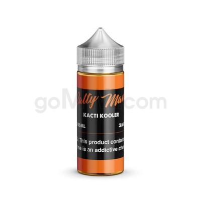 Salty Man E-Juice 100ml 3mg - Kacti Kooler