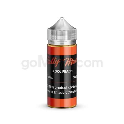Salty Man E-Juice 100ml 3mg - Kool Peach