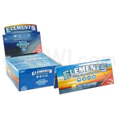 Elements Ultra Rice Artesano King Size 32/pk 15ct/bx